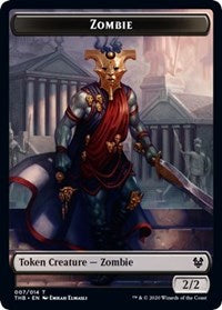 Zombie Token [Theros Beyond Death] | Lots Moore NSW