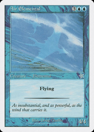 Air Elemental [Starter 1999] | Lots Moore NSW