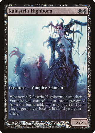 Kalastria Highborn [Worldwake Promos] | Lots Moore NSW