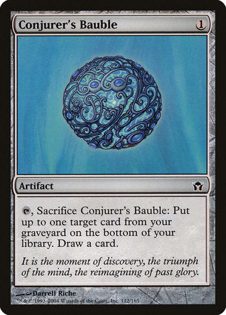 Conjurer's Bauble [Fifth Dawn] | Lots Moore NSW