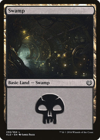 Swamp (256) [Kaladesh] | Lots Moore NSW