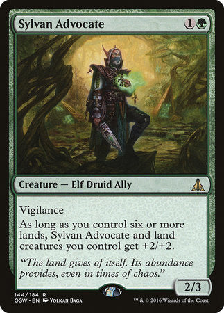Sylvan Advocate [Oath of the Gatewatch] | Lots Moore NSW