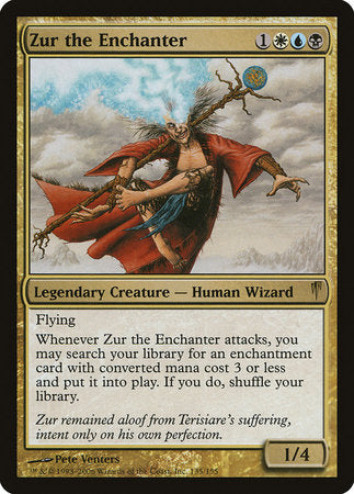 Zur the Enchanter [Coldsnap] | Lots Moore NSW