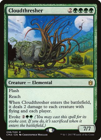 Cloudthresher [Commander Anthology] | Lots Moore NSW