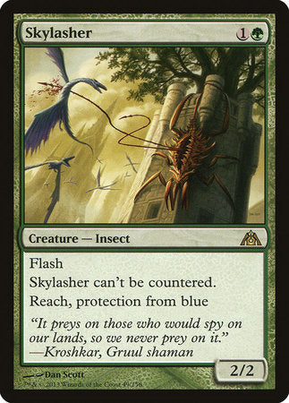Skylasher [Dragon's Maze] | Lots Moore NSW