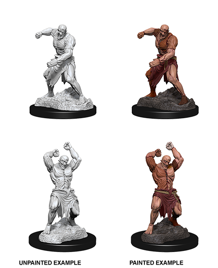 D&D Nolzur's Marvelous Miniatures: Flesh Golem | Lots Moore NSW