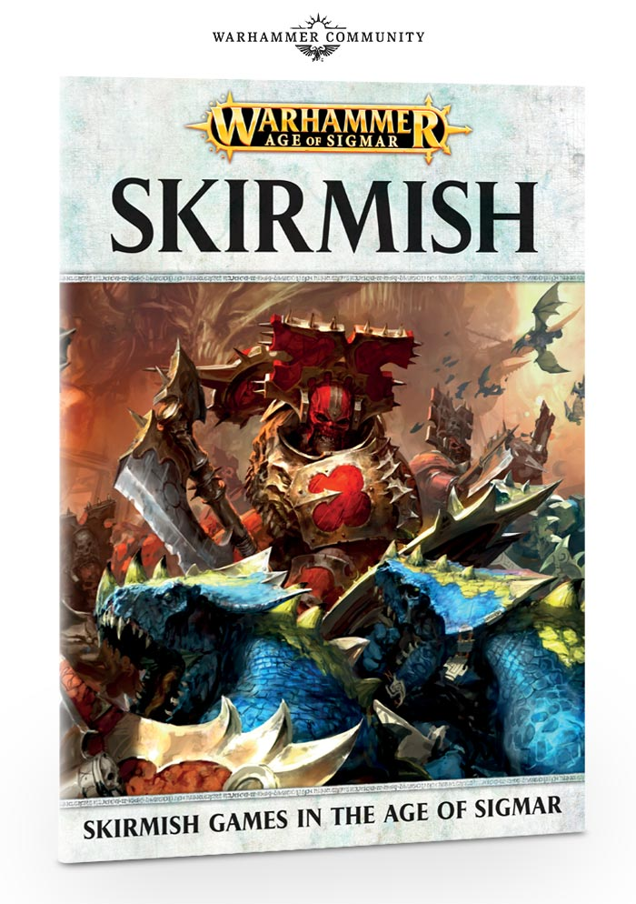 Age of Sigmar Skirmish Core book | Lots Moore NSW