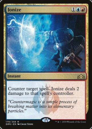 Ionize [Guilds of Ravnica] | Lots Moore NSW