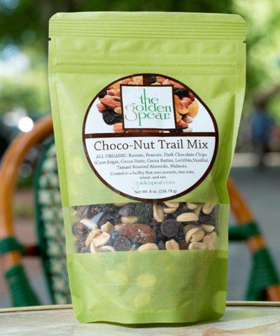 Choco-Nut Trail Mix