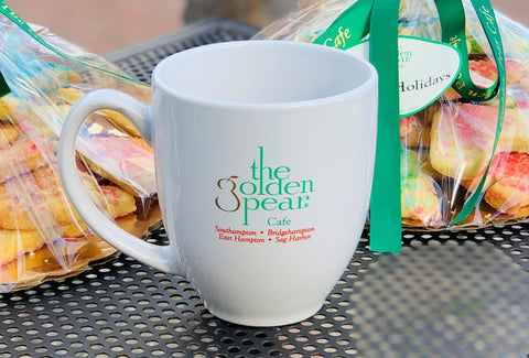 Golden Pear Bistro Mug