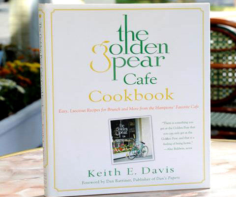 Golden Pear Cafe Cookbook