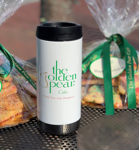 Golden Pear Travel Mug