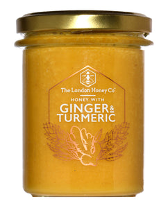Tumeric and Ginger Honey - England Preserves