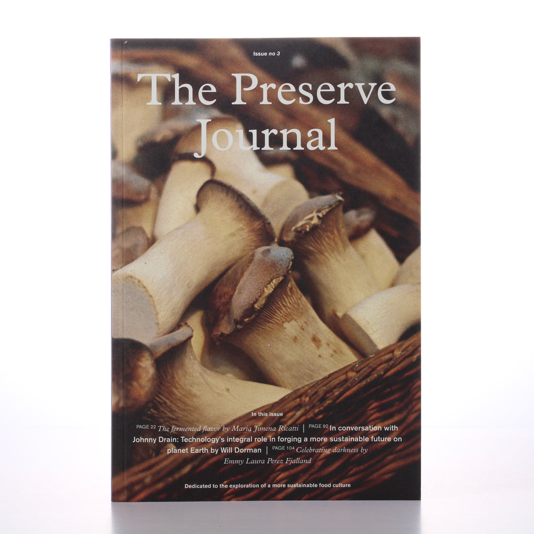 The Preserve Journal Issue 3 - England Preserves