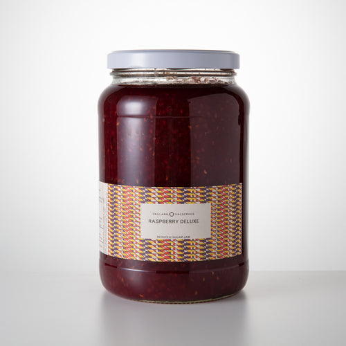 Large Raspberry Jam - England Preserves