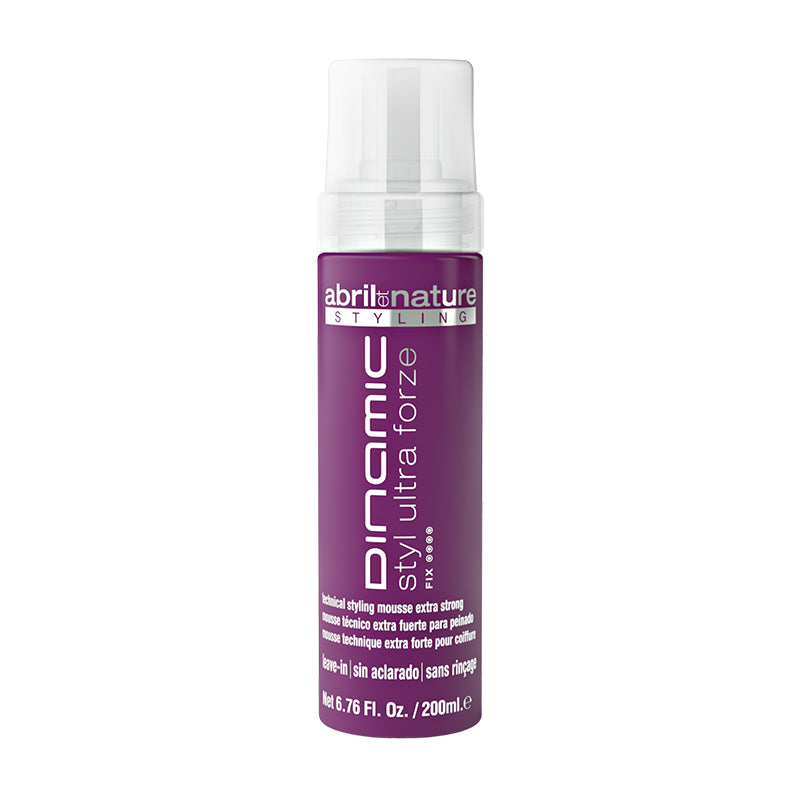 Dinamic Technical Styling Mousse Extra Strong 200ml