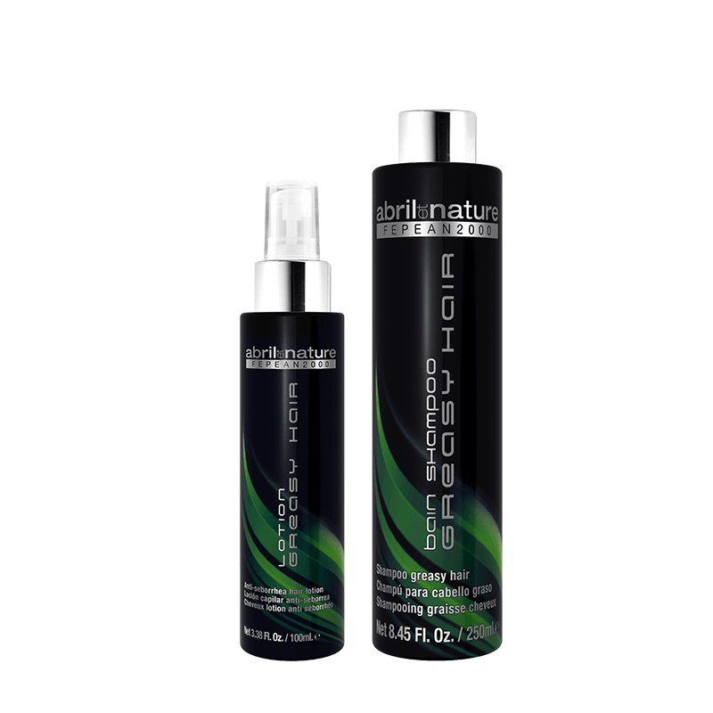 Greasy Hair Treatment Pack (250ml + 100ml)