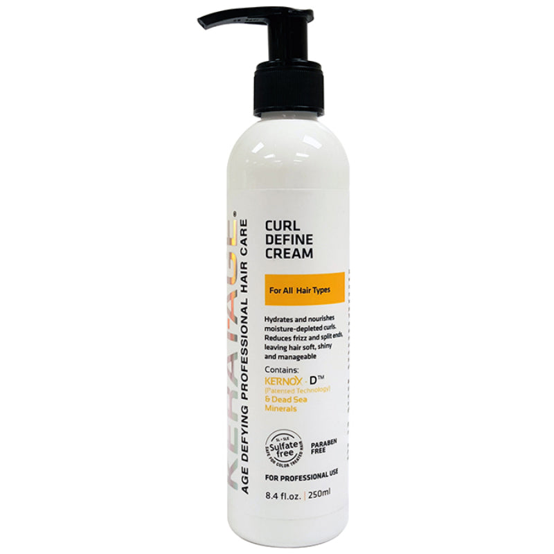 Curl Define Cream - Hydrate and Nourish Curls  I  250 ML