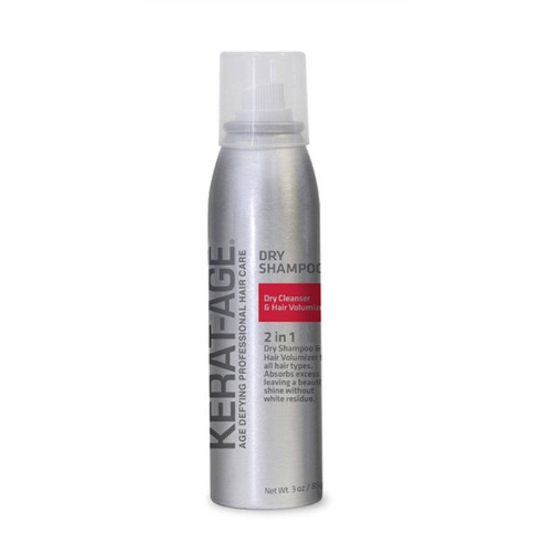 Dry Shampoo  -  Cleanser & Volumizer In One  I  90 ML