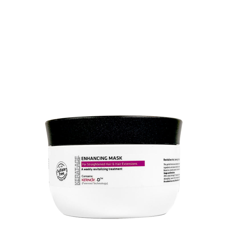 Enhancing - Treatment Mask  -  Designed to treat and protect the most sensitive hair and scalp  I  250ml