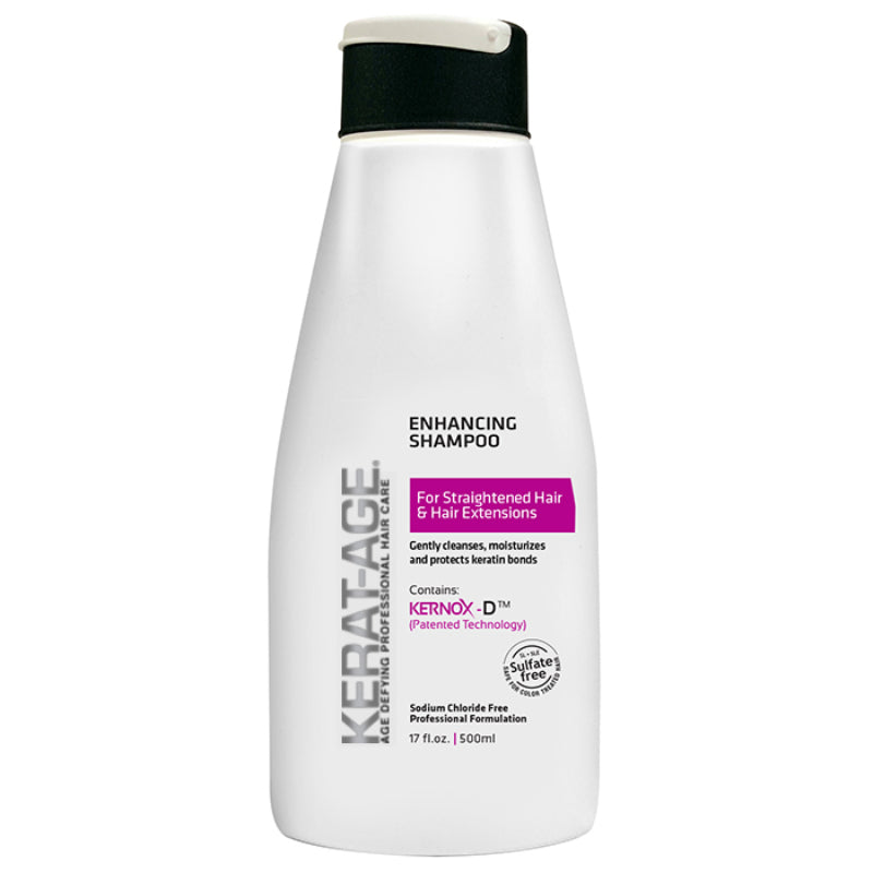 Enhancing - Shampoo  - Designed to treat and protect the most sensitive hair and scalp  I  500ml