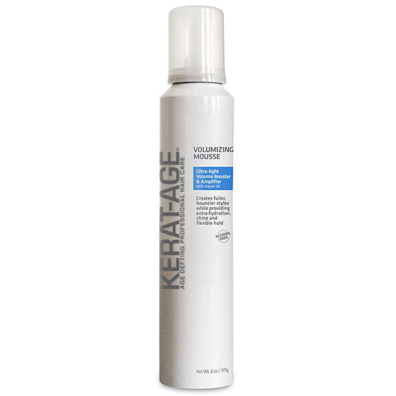 Volumizing Mousse - For a Voluminous Crunch-Free Full-Bodied Look  I  177 ML