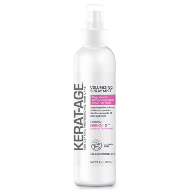 Volumizing Spray Mist -  For a Fabulous Body and Shine  I  120 ML