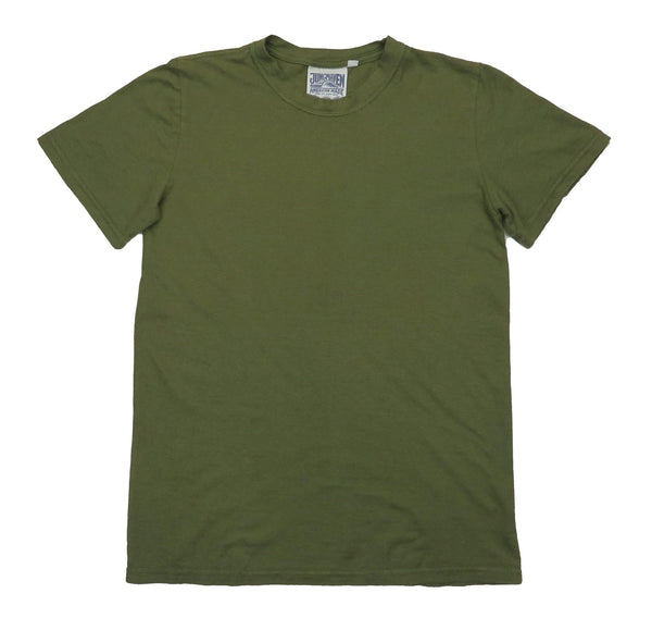 Jungmaven Jung Tee - Supply Green