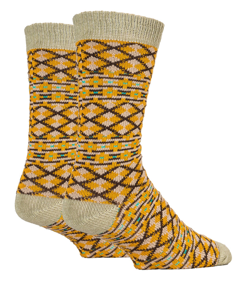 Men's Mystical Forest Crew Socks