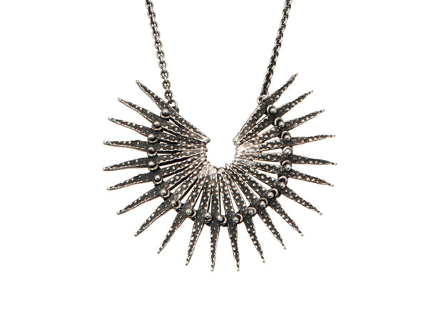 Lauren Wolf Stingray Goddess Necklace