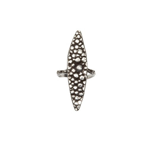 Sltingray Spike Ring