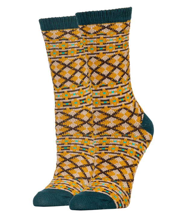 Women's Mystical Forest Socks