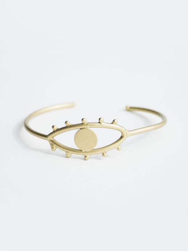 Eye To Eye Bangle