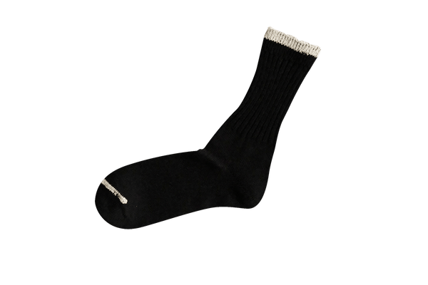 Silk Cotton Socks - Large