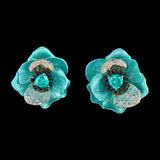 Paraiba Bloom Earrings