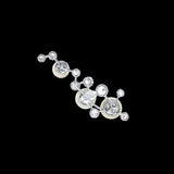 Constellation Pearl Earring