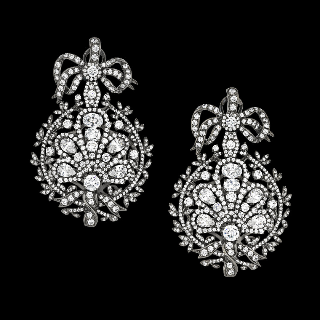 Mirage Diamond Earrings