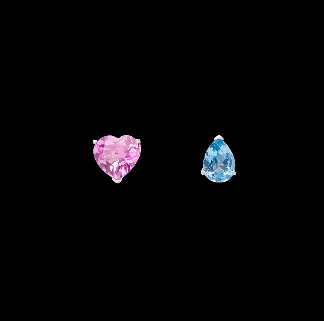 Love & Tears Stud Earrings