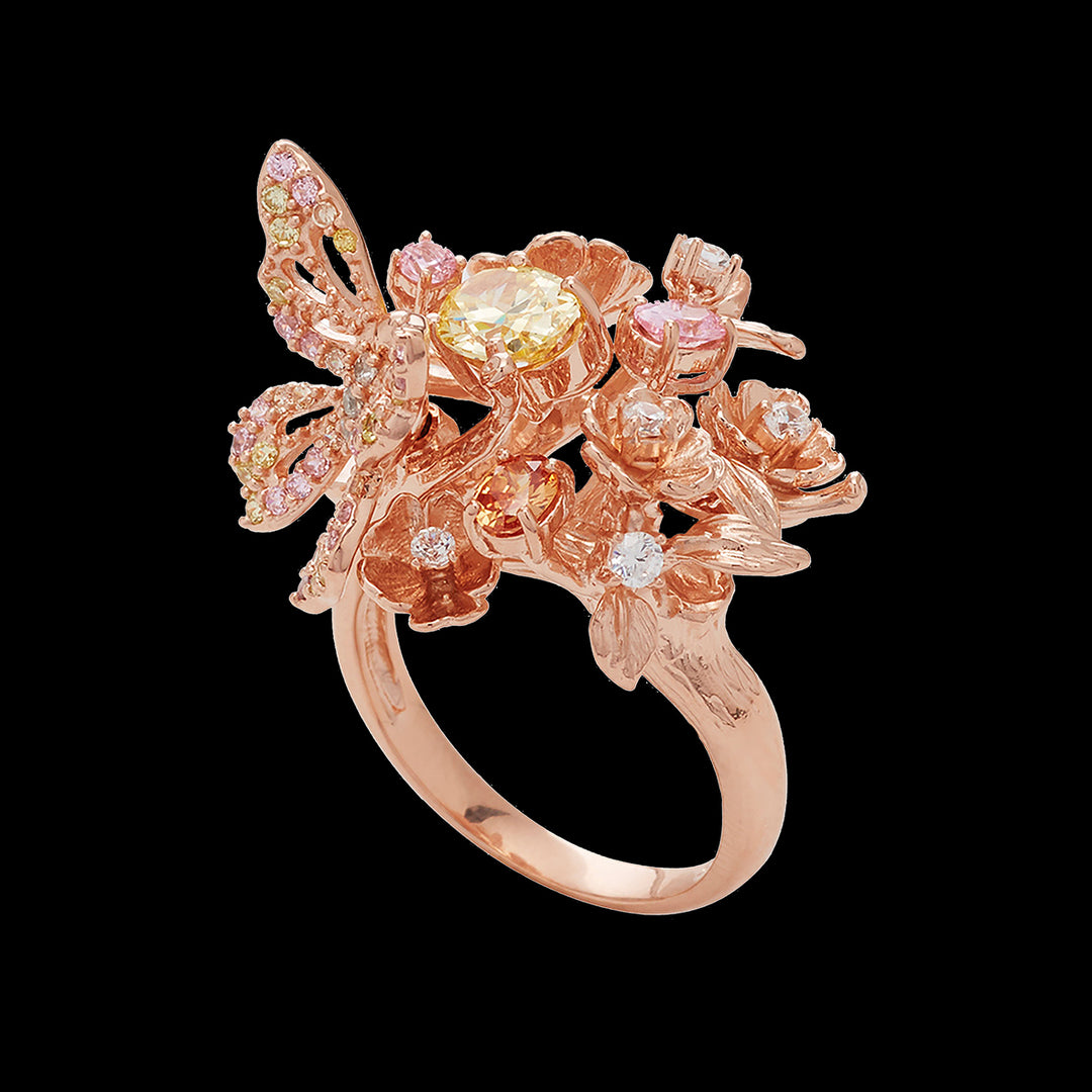 Rose Orchard Ring