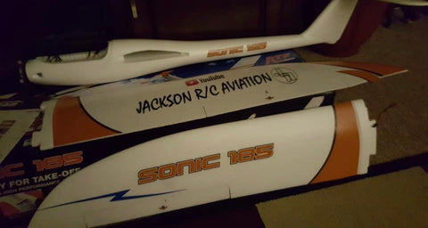 Jackson R/C Aviation Graphic