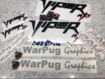 PAU Viper Graphics Package