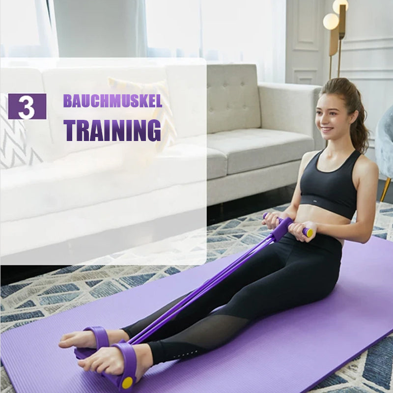 (60% off!!) Fitnessband Sit-Up Trainingsgeräte
