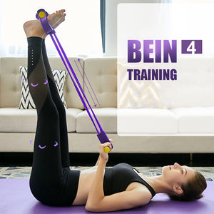 (Neujahr Angebot - 60% off!!) Fitnessband Sit-Up Trainingsgeräte