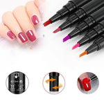 3-in-1 Gel Nagellack Stift Nagellack