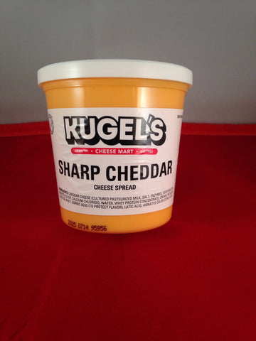 Sharp Cheddar Cold Pack Cheese Spread