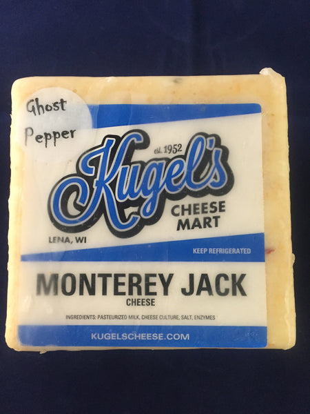 Ghost Pepper Jack Cheese