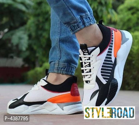StyleRoad Trendy Breathable Sports Sneakers For Men