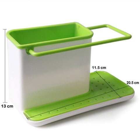 3 IN 1 Kitchen Sink Organizer for Dishwasher