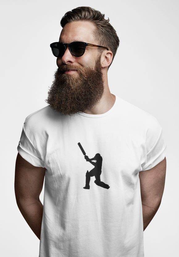 CRICKET SHOT T-SHIRT
