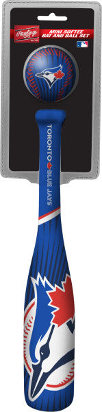 MLB Toronto Blue Jays Mini Bat and Ball Combo
